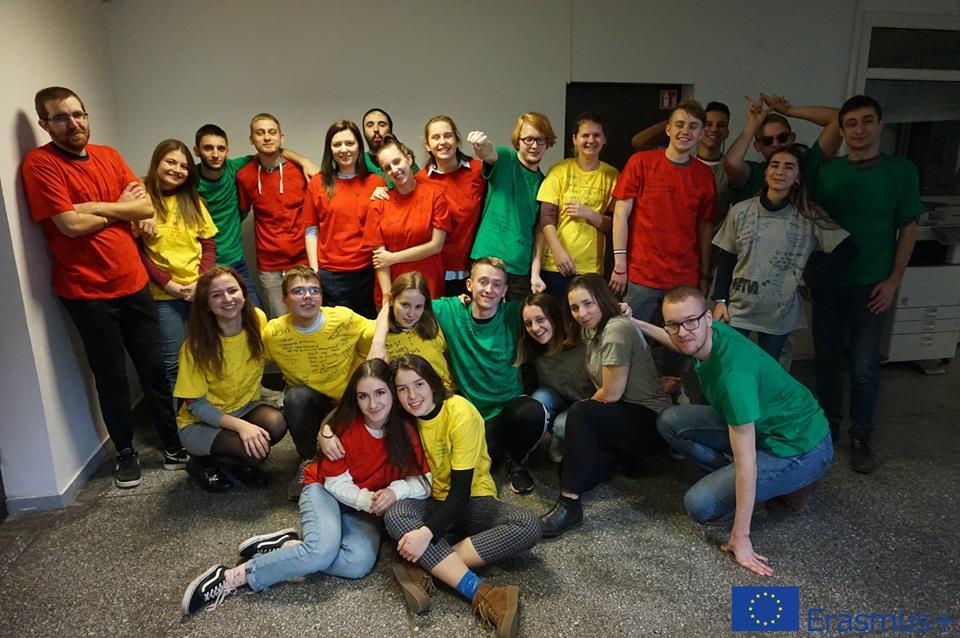 Представители на ИМП участваха в младежки обмен в Литва